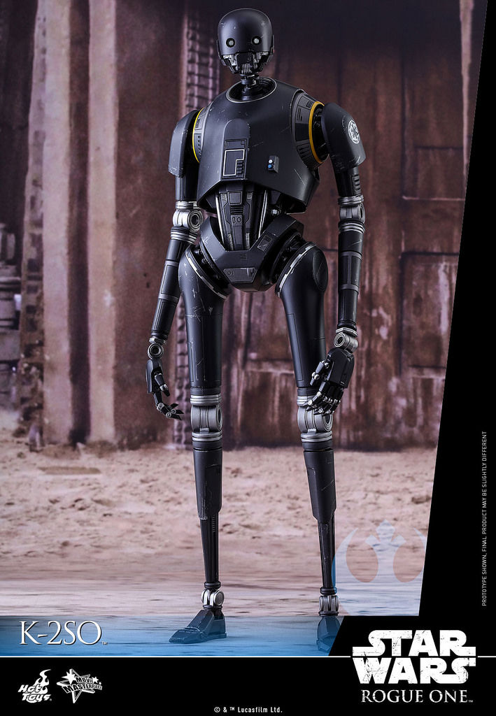 201702_Hot Toys MMS406 – Rogue One K-2SO