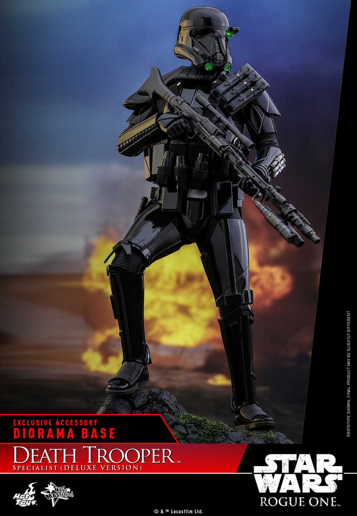 201702_Hot Toys Rogue One Death Trooper