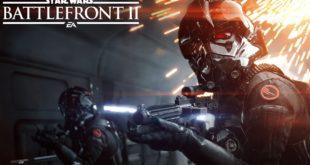 电玩游戏《Star Wars Battlefront II》释出单机故事宣传片