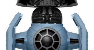 FUNKO POP! RIDES 系列【達斯‧維德 & 鈦戰機】Darth Vader in Tie Fighter Pop! Deluxe