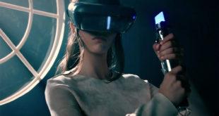 化身絕地武士不是夢,聯想預告將為《Star Wars》打造 AR 遊戲設備