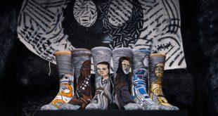 STANCE x Star Wars 2017 聯名襪子系列