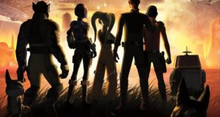 動畫《Star Wars Rebels》第四季下半部的預告及海報釋出