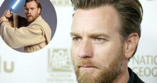(中文(繁體)) Ewan McGregor 又開口了!我很樂意再演出 Obi-Wan Kenobi
