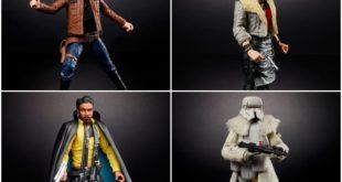 电影《Solo》Hasbro 首波玩具释出