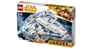 LEGO 75212 – 电影《Solo》版的 Millennium Falcon
