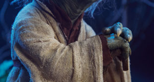Sideshow Collectibles – EP V Yoda 1:2 比例半身胸像