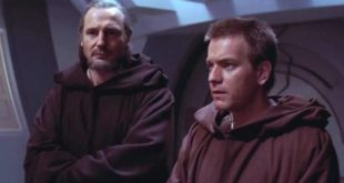 小說《Master and Apprentice》—Obi Wan 與  Qui-Gon Jinn 的後續故事