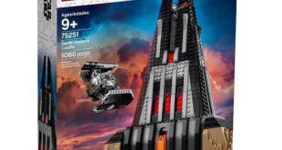 LEGO® 75251 Darth Vader's Castle