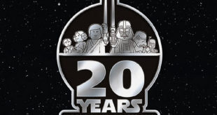 LEGO 75243、75258、75259、75261、75262 乐高 ×《星际大战》20 周年纪念盒组 Star Wars 20th Anniversary Sets