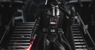 Iron Studios 电影 EP VI Darth Vader Deluxe 1/10 比例全身雕像作品