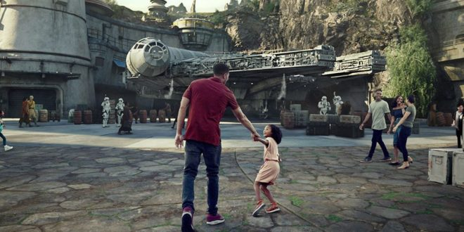 美国星战主题乐园 Star Wars: Galaxy's Edge 设施面貌首次曝光