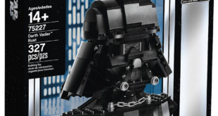 LEGO®75227 Darth Vader 胸像【Star Wars Celebration、Target REDcard限定】