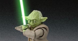 Bandai S.H.Figuarts – EP III Yoda 人偶