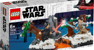 LEGO 2019 年夏季盒组公开:经典场景及动画影集 Star Wars: Resistance 登场