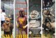 SWC 2019 芝加哥站:星战角色与场景报导