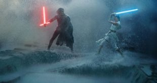 (中文(繁體)) Daisy Ridley 談論《EP IX》的光劍之戰