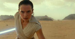Daisy Ridley 确认Rey不会出现在接下来的三部曲中