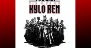Marvel 星战漫画《The Rise of Kylo Ren》
