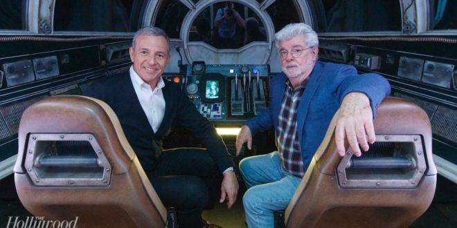 (中文(繁體)) Bob Iger 透露 George Lucas 對迪士尼的星戰計劃感到「背叛」