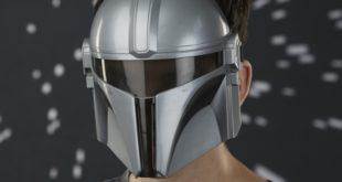 Hasbro – 真人影集《The Mandalorian》火箭手套和面具