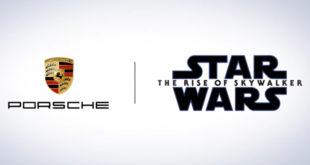 保时捷为电影《EP IX》推出新广告