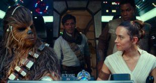 《Star Wars:天行者的崛起》編劇透露從未重寫過一部劇本那麼多次