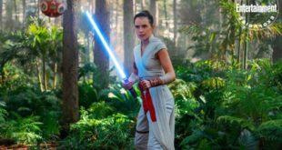 Daisy Ridley 回应《Star Wars:天行者的崛起》的评论