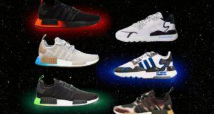 adidas x 星球大战 – 2019跑鞋联名系列第二弹