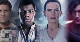 《星球大戰》續集三部曲主要演員的未來動向