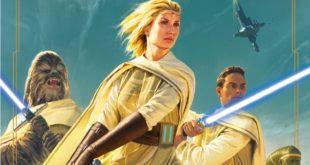 全新星战故事《星球大战:旧共和国的巅峰》(Star Wars: The High Republic)及相关作品