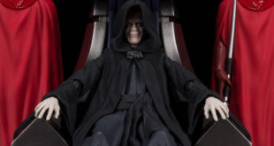 Bandai S.H.Figuarts – EP VI-Death Star II Throne Room Set 人偶