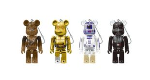 Medicom Toy《Star Wars》100% 尺寸 BE@RBRICK 系列公仔