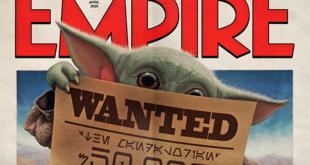 真人影集《The Mandalorian》聯乘《帝國》雜誌推出獨家封面