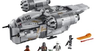 LEGO 75292《曼達洛人》「剃刀冠號 (The Razor Crest)」、75317 BrickHeadz 系列「曼達洛人」、「尤達寶寶 The Child」