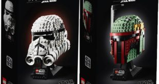 LEGO 75276、75277 电影《EP V》Stormtrooper Boba Fett 头像