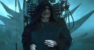 Ian McDiarmid 透露《EP IX》的剧本有写明 Emperor Palpatine 的真相