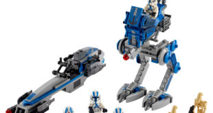LEGO 75280 501st Legion 克隆人部隊套裝