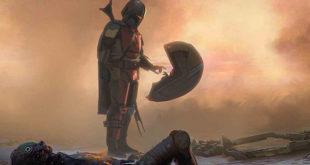 影集《The Mandalorian》第一季概念图及发售资讯