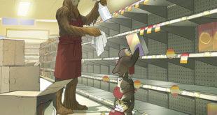 ILM 以畫作向抗疫人員致敬