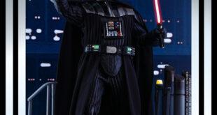 附属「云之城」主题场景地台! Hot Toys – MMS572 – 《EP V》Darth Vader 1/6 比例人偶