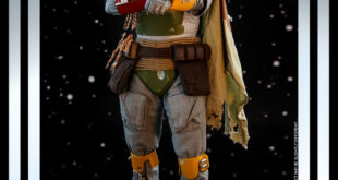 Hot Toys – MMS571 – 《EP V》Boba Fett (Vintage Color Version)1/6 比例人偶